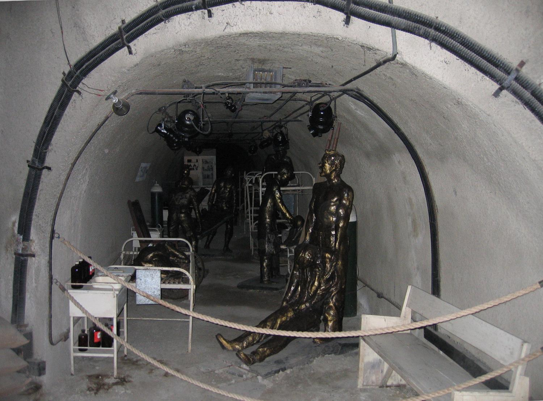 Dioramas In The Malinta Tunnel Complex