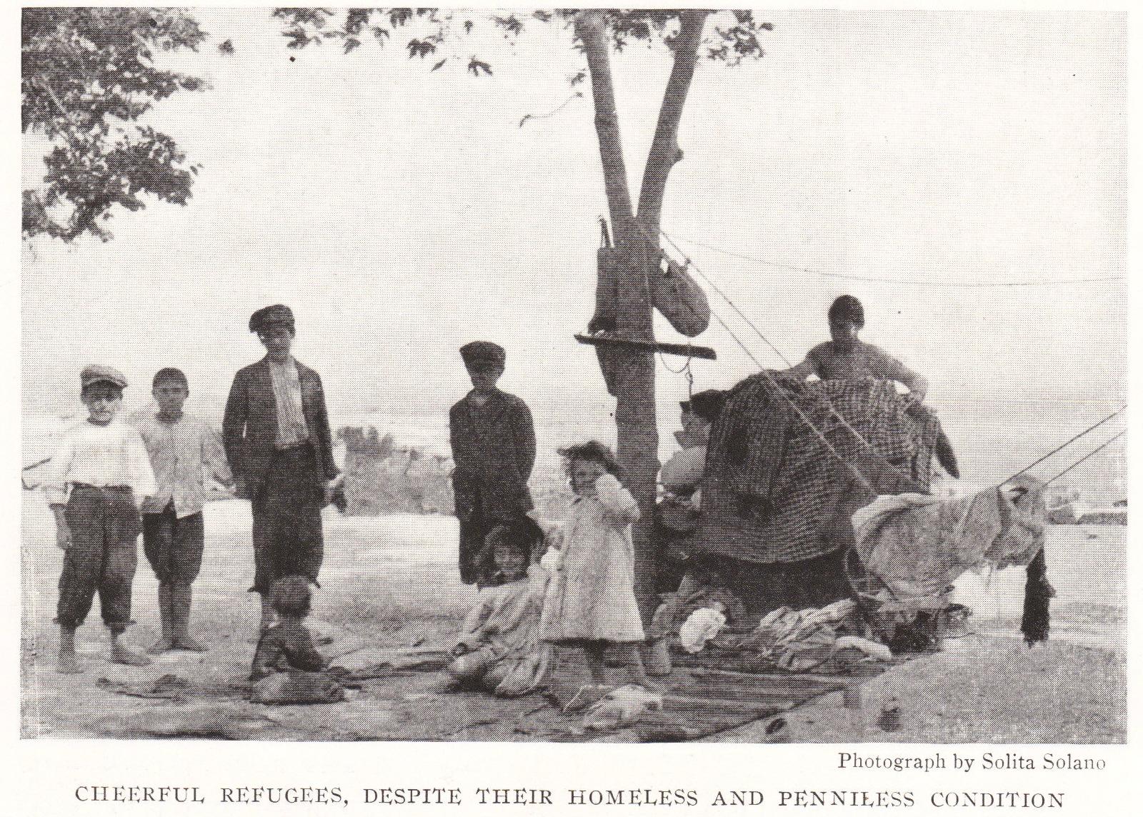 World War I Refugees In Turkey