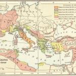 Roman Dominions At Death Of Caesar Interactive Map Quiz Student Handouts