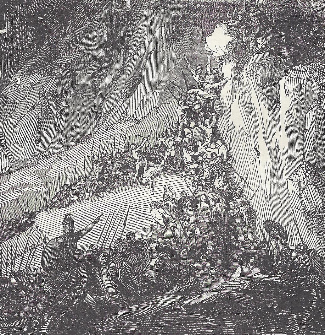 Israelites Defeated By The Canaanites