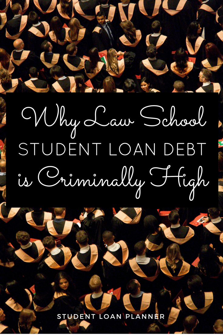 law school student debt