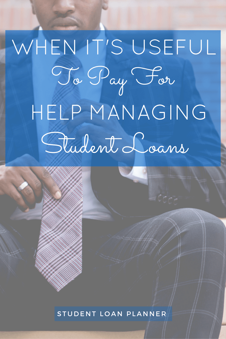 help managing student loans