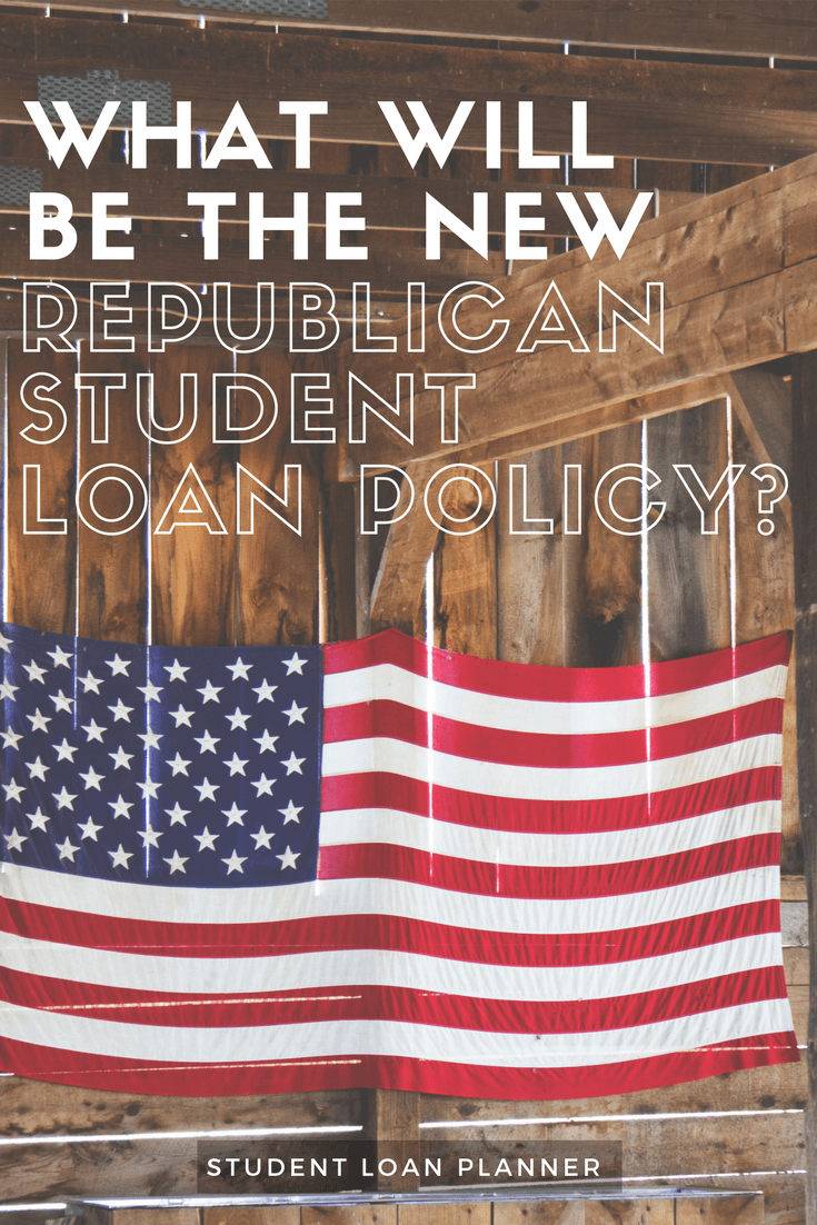 republican student loan policy