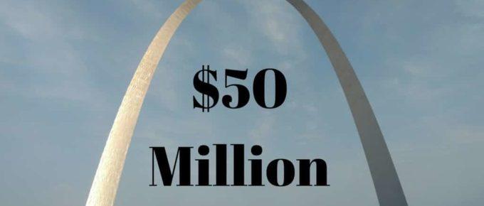 50 million milestone
