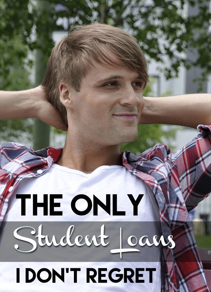 student loans i dont regret