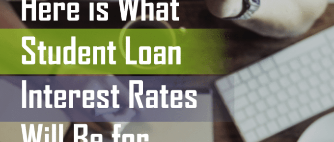 student loan interest rates 2017-2018