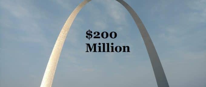 200 million milestone