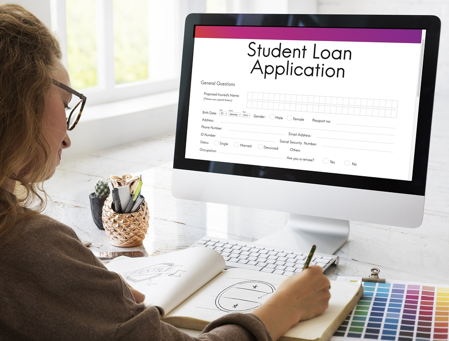 women's student debt crisis in the United States student loan planner