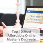 Top 10 Most Affordable Online Master's Degree in Education Programs