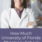 How Much University of Florida Pharmacy School Tuition Costs in the Long Run