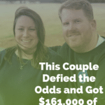 This Couple Defied the Odds and Got Their $161,000 of Student Loans Forgiven