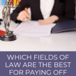 Highest Paid Types of Lawyers: Which Field of Law is Best for Paying Off Student Loans?