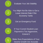 5 Tips for Student Loan Borrowers in a Severe Coronavirus Recession
