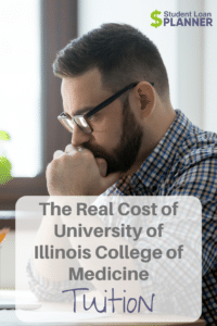 Here's What It Actually Costs to Attend University of Illinois College of Medicine