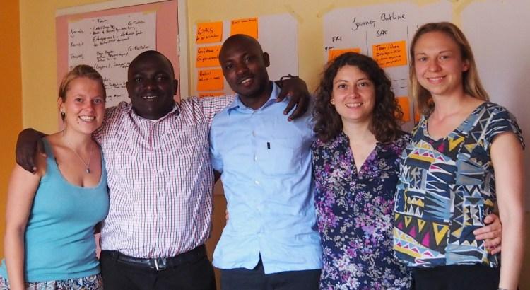 Facilitators of Nairobi Entrepreneurs Camp
