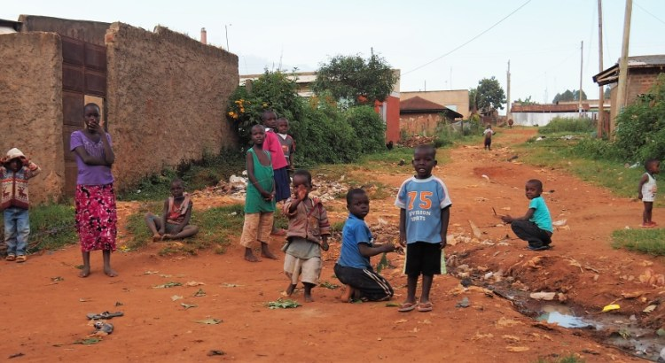 Children in Mitume