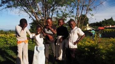 Otepic Orphants & visitors
