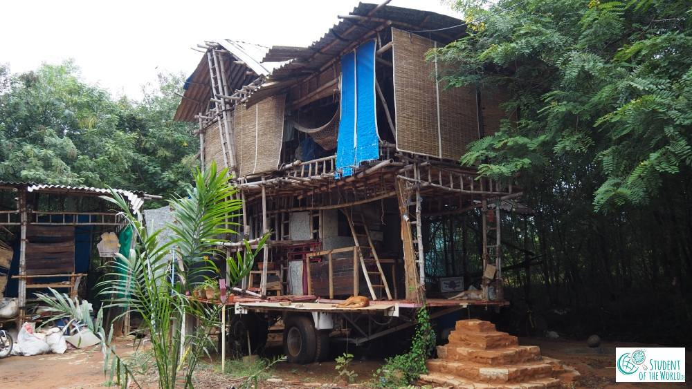 The Ladder House