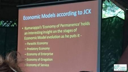 Kumarappa's Economy of Permanence
