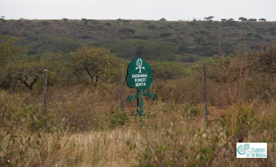 Sadhana Forest, Kenya