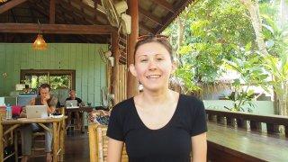 Stephanie from Texas, USA, designer