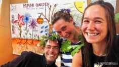 Social Team: How to grow a Human Garden
