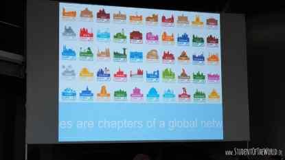 Cities of the World, Unite
