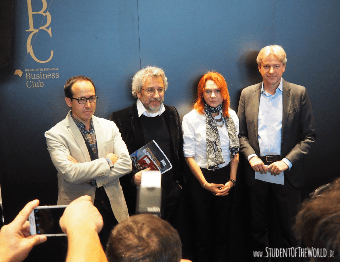 Oppressed and exiled Turkish Authors