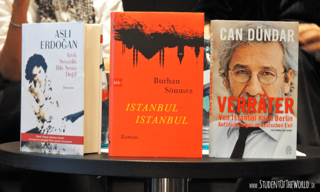 Books of oppressed Turkish authors