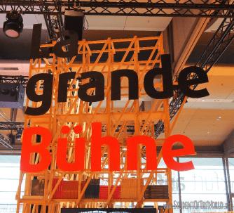 La grande Bühne
