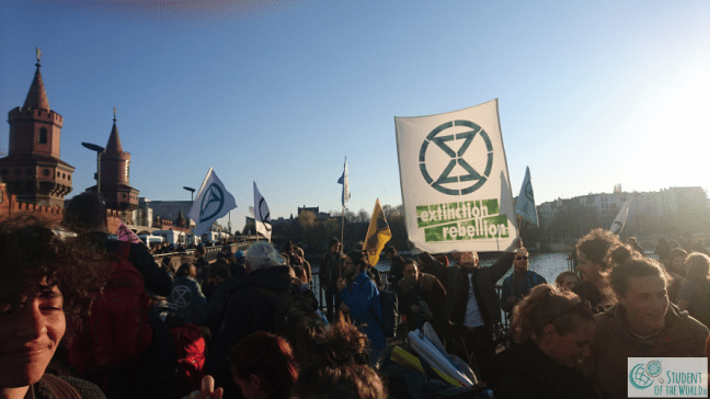 Extinction Rebellion Action Week