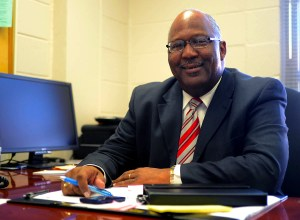 Royal Walker serves as the executive director of the Institute for Disability Studies at USM.  Mary Alice Truitt/Printz