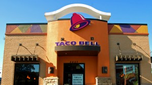 The Hardy Street Taco Bell, near the university, is one of many across the nation now serving a breakfast menu beginning at 7 a.m. Mary Sergeant/Printz