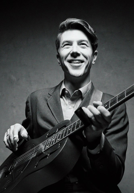 Luke Winslow-King is touring with his wife Esther Rose and will be perfoming at T-Bones on Tuesday at 5:30 p.m. - Courtesy photo