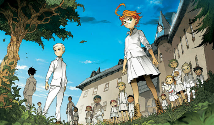the promised neverland  The Promised Neverland' premiere shocks audiences | The Student Printz