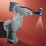 Spray Painting Robot