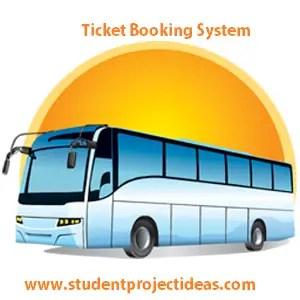 Computerization of Bus Ticketing Facilities