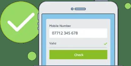 phone number validation in vb.net