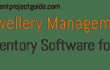 Jewellery Shop Management System