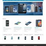 ASP.NET Online Mobile Shopping