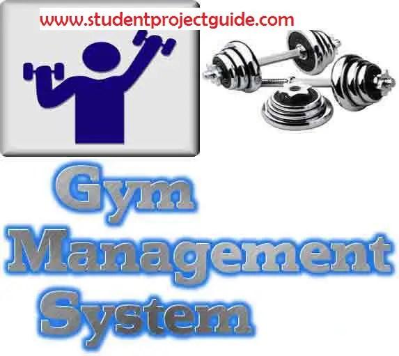 Gym Management Software System
