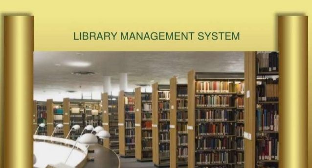 Library Management System Database Design