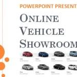 Online Vehicle Showroom PPT Presentation