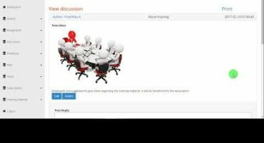 247 Employee Association System