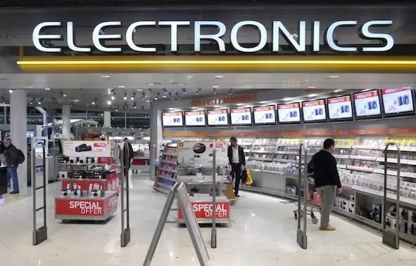 Electronic Shop Management software