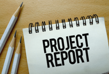Student Project Report Format
