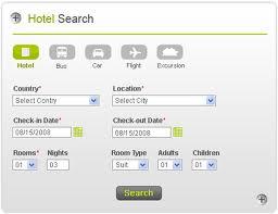Online Hotel reservation system
