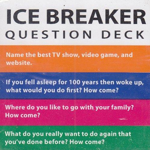 best ice breaker questions