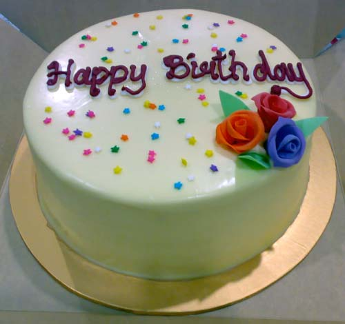 Pictures of Birthday Cake