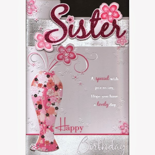 happy birthday wishes for sister quotes